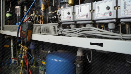 Ремонт холодильного оборудования в типографии